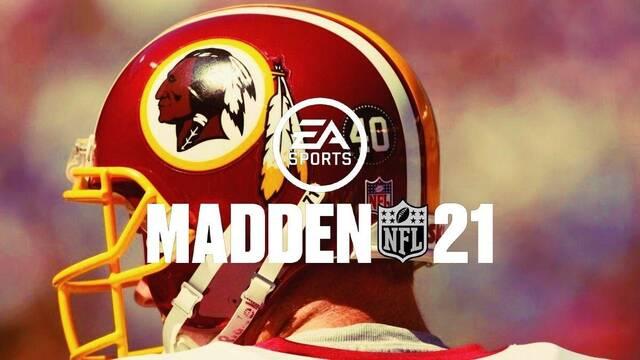 Washington Redskin cambia logo y nombre para Madden NFL 21