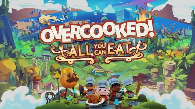 Overcooked! All You Can Eat llegará a PS5 y Xbox Series X en 2020.