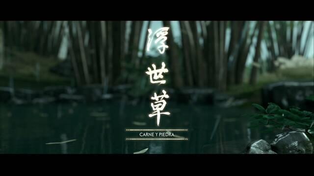 Carne y piedra al 100% en Ghost of Tsushima