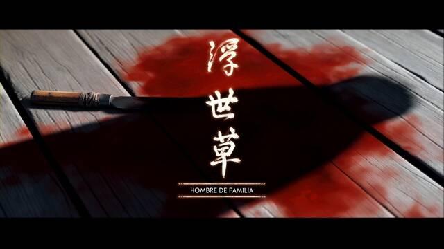 Hombre de familia al 100% en Ghost of Tsushima