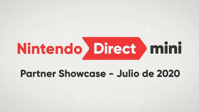 Nintendo Direct Mini de Switch hoy