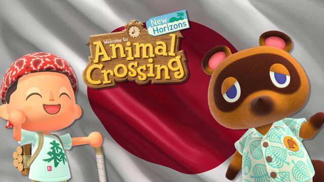 Animal Crossing: New Horizons vende más de 5 millones de copias físicas en Japón