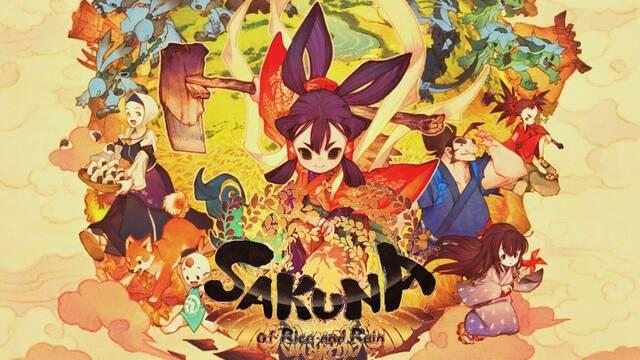 Sakuna: Of Rice and Ruin llega en noviembre a PS4 y Switch