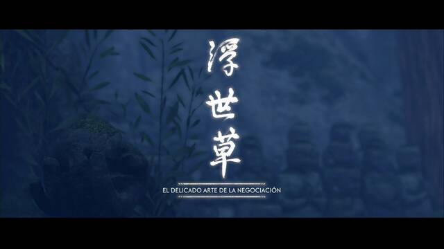 El delicado arte de la negociación al 100% en Ghost of Tsushima