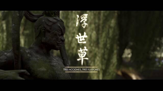 Tres acciones, tres ilusiones al 100% en Ghost of Tsushima