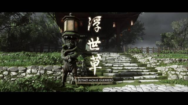 El último monje guerrero al 100% en Ghost of Tsushima