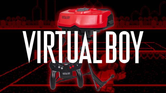 Virtual Boy cumple 25 años