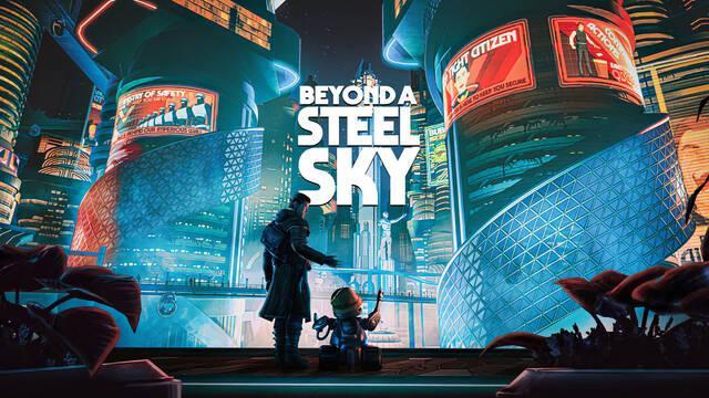 Beyond a Steel Sky se lanza en PC el 16 de julio