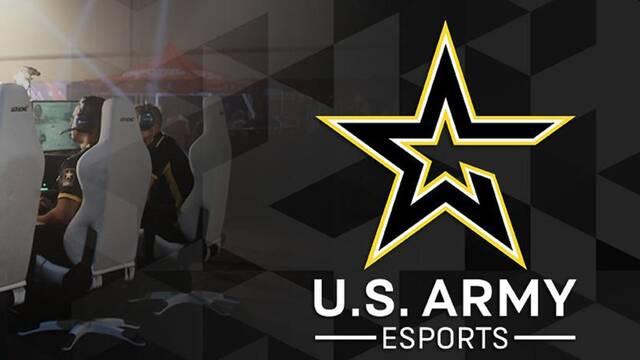 El equipo eSports del ejército de Estados Unidos banea a usuarios de Twitch violando la primera enmienda.