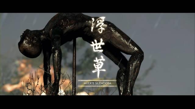 Muerte silenciosa al 100% en Ghost of Tsushima