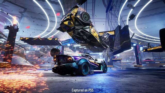 Destruction AllStars se muestra en nuevos screenshots capturados en PS5.