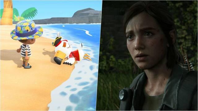 Ventas Japón The Last of Us 2 Animal Crossing