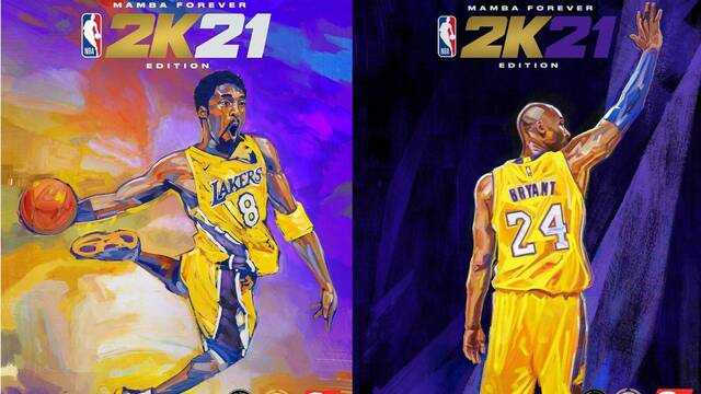 NBA 2K21 Mamba Edition Kobe Bryant