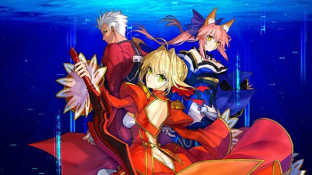 Anunciado Fate/EXTRA Record, remake de Fate/EXTRA