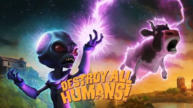 Destoy all Humans! Remake tiene una misión en el Área 42
