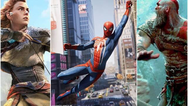 Los juegos exclusivos de PS4 más vendidos en EEUU