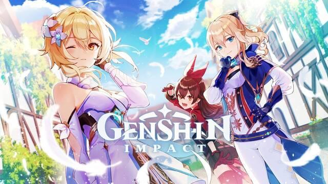 Genshin Impact y su lanzamiento en octubre