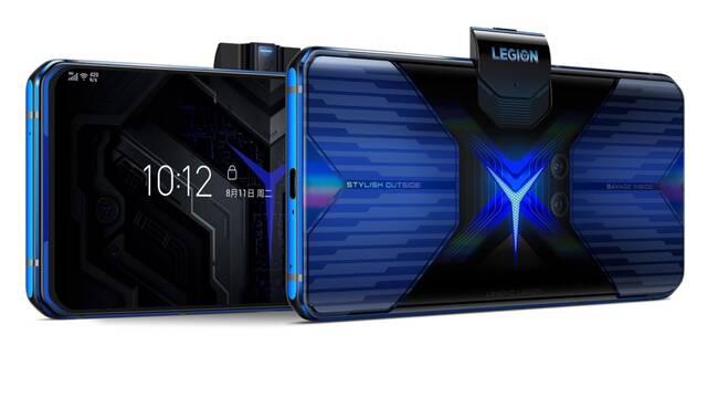 Lenovo presenta Legion Phone Duel, su smartphone gaming.