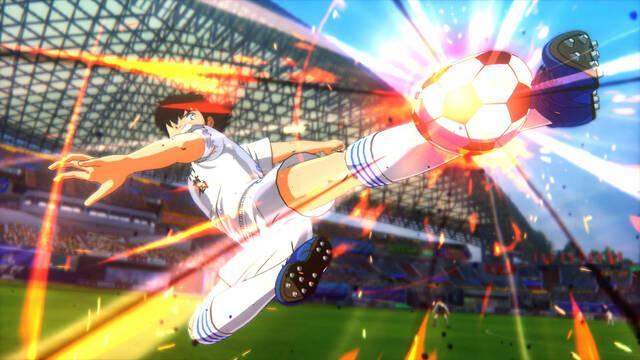 Así son los modos online de Captain Tsubasa: Rise of New Champions.