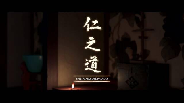 Fantasmas del pasado al 100% en Ghost of Tsushima