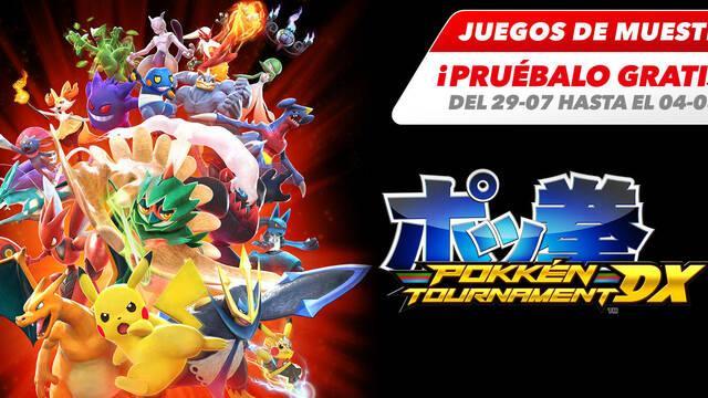 Pokkén Tournament gratis para los suscriptores de Nintendo Switch Online