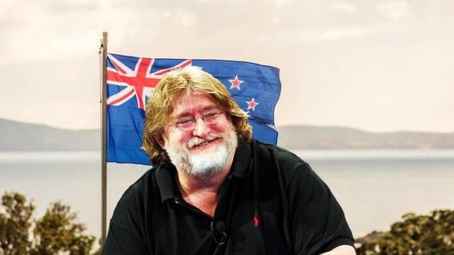 Gabe Newell ha pasado la pandemia en Nueva Zelanda