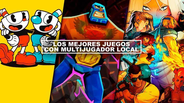 Los mejores juegos con multijugador local