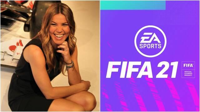 Nira Juanco se une a la plantilla de comentaristas de FIFA 21.