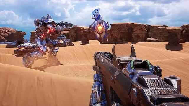 ExoMecha anunciado para Xbox Series X, Xbox One y PC.