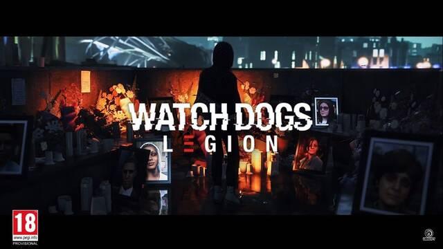 Watch Dogs Legion presenta su Resistencia