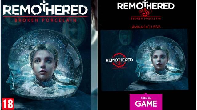 GAME y las reservas de Remothered: Broken Porcelain