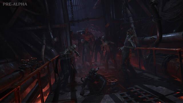 Warhammer 40,000: Darktide, un juego de terror cooperativo anunciado para Xbox Series X y PC.