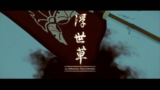 La hermana traicionada al 100% en Ghost of Tsushima