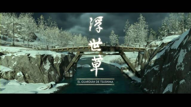 El guardián de Tsushima al 100% en Ghost of Tsushima