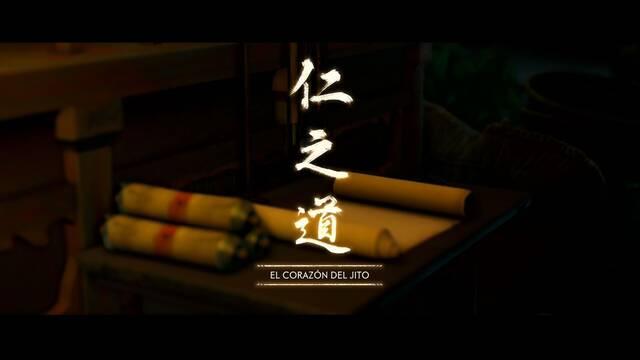 El corazón del jito al 100% en Ghost of Tsushima