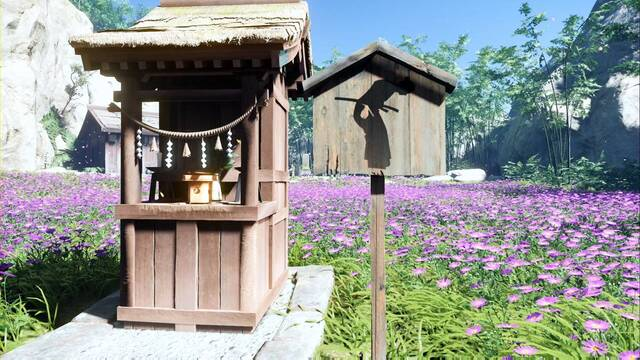 Santuarios ocultos en Ghost of Tsushima: ubicación y para qué sirven