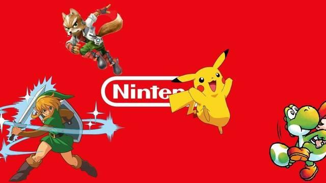 Avalancha de filtración de juegos de Nintendo