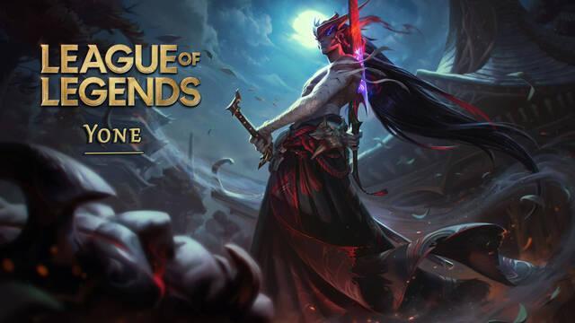 League of Legends confirma a Yone como nuevo campeón y presenta sus habilidades