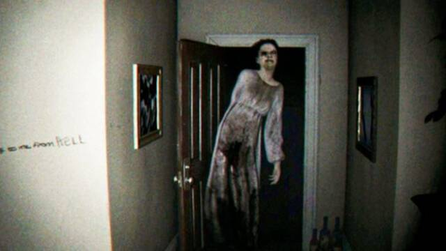 Silent Hills Terror Kojima Junji Ito