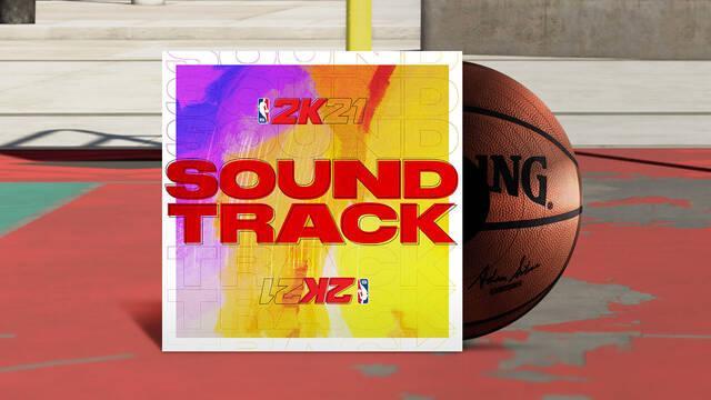 NBA 2K21 música