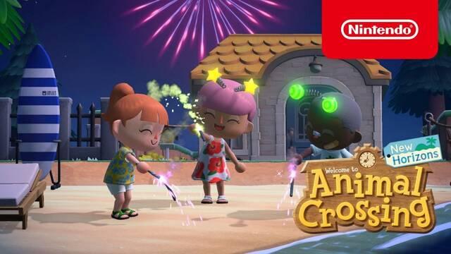 Animal Crossing: New Horizons recibe su nueva actualización el 30 de julio.