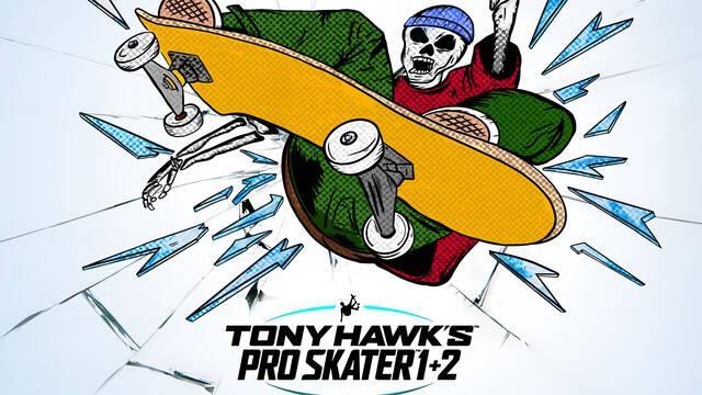 Tony Hawks Pro Skater 1 + 2 Banda sonora