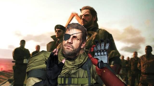 Metal Gear Solid V y su final secreto recién descubierto