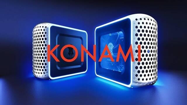 Konami y sus ordenadores gaming