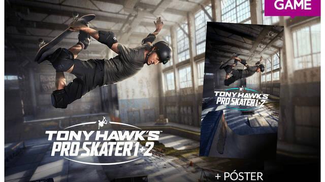 Reserva de Tony Hawk en GAME