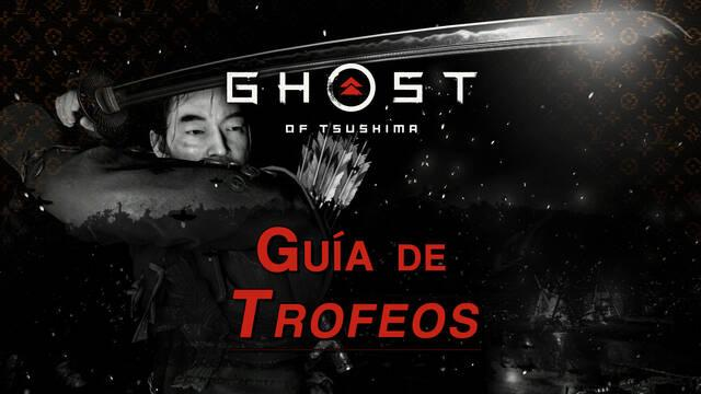 Guía de trofeos de Ghost of Tsushima