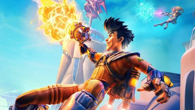Rocket Arena disponible por apenas cinco euros en PS4 y PC.