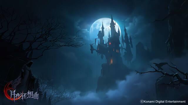 Castlevania Moonlight Rhapsody móviles