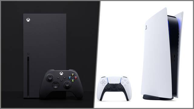 PS5 Xbox SEries X Reino Unido