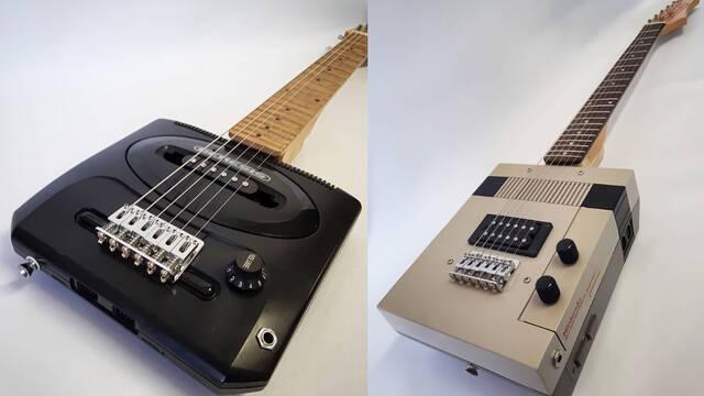 Mega Drive NES Guitarra eléctrica